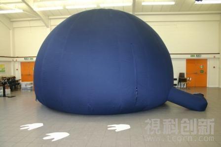 Digital Space® 数字内投球式天象仪