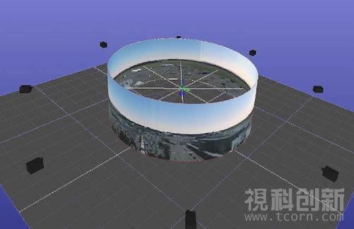 Visual Space Films player 多通道视频播放融合软件
