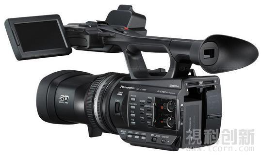 Panasonic(松下)HDC-Z10000双眼 高清 3D立体摄像机