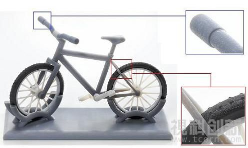 Objet260 Connex 紧凑型多材料3d打印快速成型系统